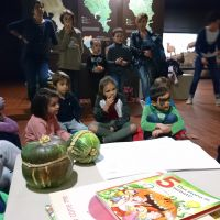 121   Pumpkin Tales At The Museum